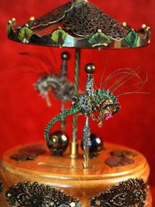 Gemini Seahorse Carousel
